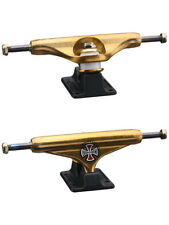 Independent Forged Titanium Gold/Black 169mm Stage 11 Skateboard Trucks