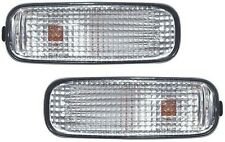 HONDA CIVIC MK6 COUPE & 3-DOOR HATCHBACK (96-00) CLEAR SIDE INDICATOR REPEATERS