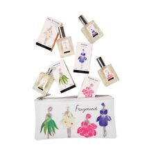 Fragonard 4 Eaux de Toilette Femmes Fleurs Pouch Gift Set (4x15ml,4x 0.5fl.oz)