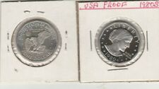 1980 S PROOF Susan B Anthony Dollar Coin SBA 1979 US Mint One dollar Type I coin