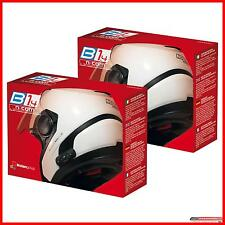 Nolan Kit N-com Casco Bluetooth B1.4 N104 N44 N40 N87 Interfono Doppio Twin Pack