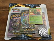 Pokemon - unbroken bonds 3 booster blister pack sealed - 100% Original