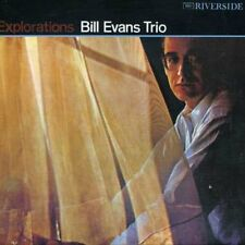Bill Evans, Bill Evans Trio - Explorations [New SACD] Hybrid SACD