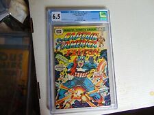 Captain America and Falcon  # 197  30 cent variant cgc 6.5