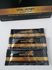 Miel AfrodisiaQue  BLACK HORSE 3 stick 10g Royal Honey PROMO