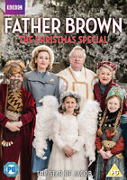 Father Brown: The Christmas Special - The Star of Jacob DVD (2017) Mark