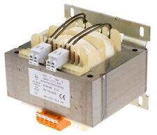 RS Pro 800VA Isolation Transformer, 15 â?? 400V ac Primary, 12V ac, 115V ac Seco