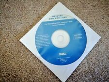 Drivers and untilities CD for reinstalling Dell Inspiron 4000 System software