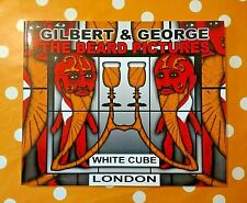 Gilbert & George - The Beard Pictures - Exhibition Catalogue - SIGNED RARE