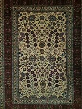 Hereke Teppich Wolle mit Zertifikat 135*100 Fein Hereke Rug Wool