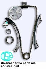 MADE IN JAPAN TIMING CHAIN KIT T037K OSK 2005-2014 TOYOTA TACOMA 2.7L