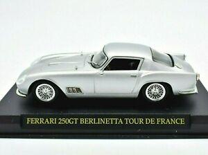 Models Ferrari Collection Scale 1/43 diecast IXO 250 Gt Tour De France auction