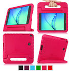 For Samsung Galaxy Tab E 8.0 / 9.6 EVA Case ShockProof Kids Friend Handle Cover