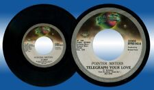 Philippines POINTER SISTERS Jump 45 rpm Record