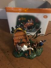 Dept 56 Halloween Ship of Sea Phantoms 56 53227 Exc Condition With Box