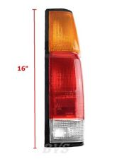 RH TAIL REAR LAMP LIGHT US MODEL+BULB FIT 86-96NISSAN D21 FRONTIER NAVARA PICKUP