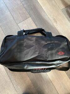 AIR JORDAN Black Gym Bag