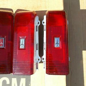 1983, 1984, 1985 Oldsmobile Cutlass NEW Tail Light Set!