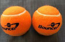 Orange Heavy Cricket Hard Tennis Balls (Pack of 2 )-Usa Seller