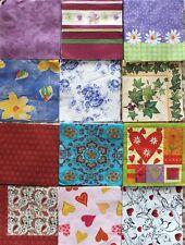 Massive Bundle of Napkins/serviettes - ideal for crafts/decoupage