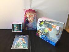 Frozen DVD, Agua Caliente Botella, Taza Y Juego De Té Paquete