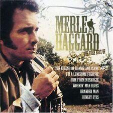 Merle Haggard - The Very Best Of Merle Haggard NEW CD