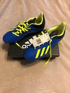Adidas Cleats!!!  X 18.4 FxG J!!!  NEW!!!