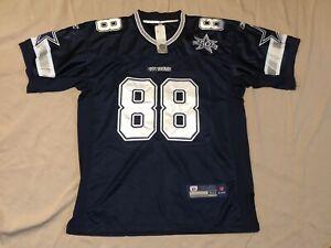 NWT Dez Bryant  Reebok Authentic Dallas Cowboys 50th Anniversary Jersey  Sz 50