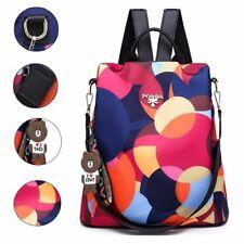 Anti Theft Women Backpacks Large Capacity Backpack Waterproof Ladies Fashion