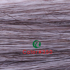Natural Hairline Full Lace Human Hair Replacement System Mens Toupee Hairpiece