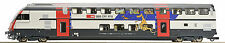ROCO 64856 Dino-Doppelstocksteuerwagen SBB EpV-VI