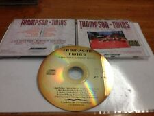 CD THOMPSON TWINS The Greatest Hits 1990 mit 3 Exklusiven Tracks Stylus SMD 092
