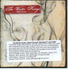 (45H) The Winter Kings, Black Caravan - DJ CD