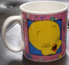 SAKURA TWEETY BIRD Coffee Mug 1994 Warner Brothers