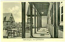 Gründau - Rothenbergen, Gebäude des Fliegerhorstes, Feldpost 1941
