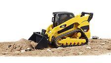 Bruder Toys Caterpillar Multi terrain loader - 02136 - kids farm telehandler toy