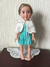 """HAND KNITTED CLOTHES FOR DESIGNAFRIEND LITTLE SISTER & 14 """" SIMILAR DOLLS (LS11)"""