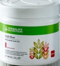Herbalife Multi-fiber Multi-Fiber Fiber and Flavored Drink Powder Apple 204 g