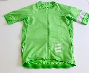 Rapha Pro Team Short Sleeve Men's Jersey XS Lime Green