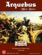 Arquebus: Men of Iron, NEW