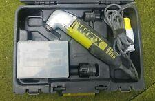 WORX WU670L Pro Sonicrafter Universal Head  Oscillating  Multi Tool Kit 110v