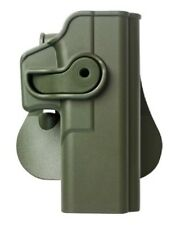 Z1050 IMI Defense OD Green RH Roto Holster for Glock 20/21/28/30/37/38 Gen 3 & 4