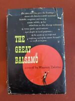 Zolotow, Maurice - Balsamo THE GREAT BALSAMO Renowned Magician 1ST ED. 1ST PRINT