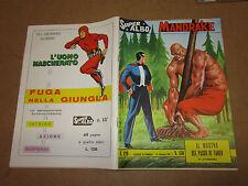 MANDRAKE SUPER ALBO N°156 SETTEMBRE 1965 EDIZIONI SPADA