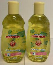 2 Baby Magic Mennen Cologne 6.76 Fl Ounce 2 Colonias Mennen Para Bebe 200 ml