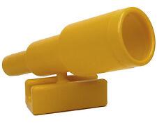 XXL Fernrohr gelb drehbar für Spielturm Kinder Spielzeug Fernglas Baumhaus
