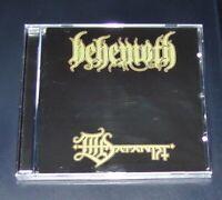 BEHEMOTH THE SATANIST CD SCHNELLVERSAND NEU & OVP