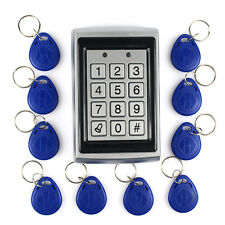 New RFID Door Access Control System w/ Wiegand26 Interface Backlight Hot Sale