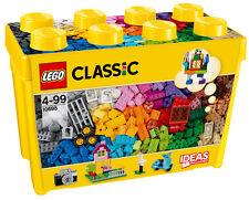 Lego Classic - 10698 - Jeu De Construction - Boîte De Briques Créatives Deluxe