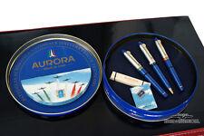 """Aurora Frecce Tricolore """"Tricolor Arrows"""" 3pc Set - Fountain, Roller & Ballpoint"""